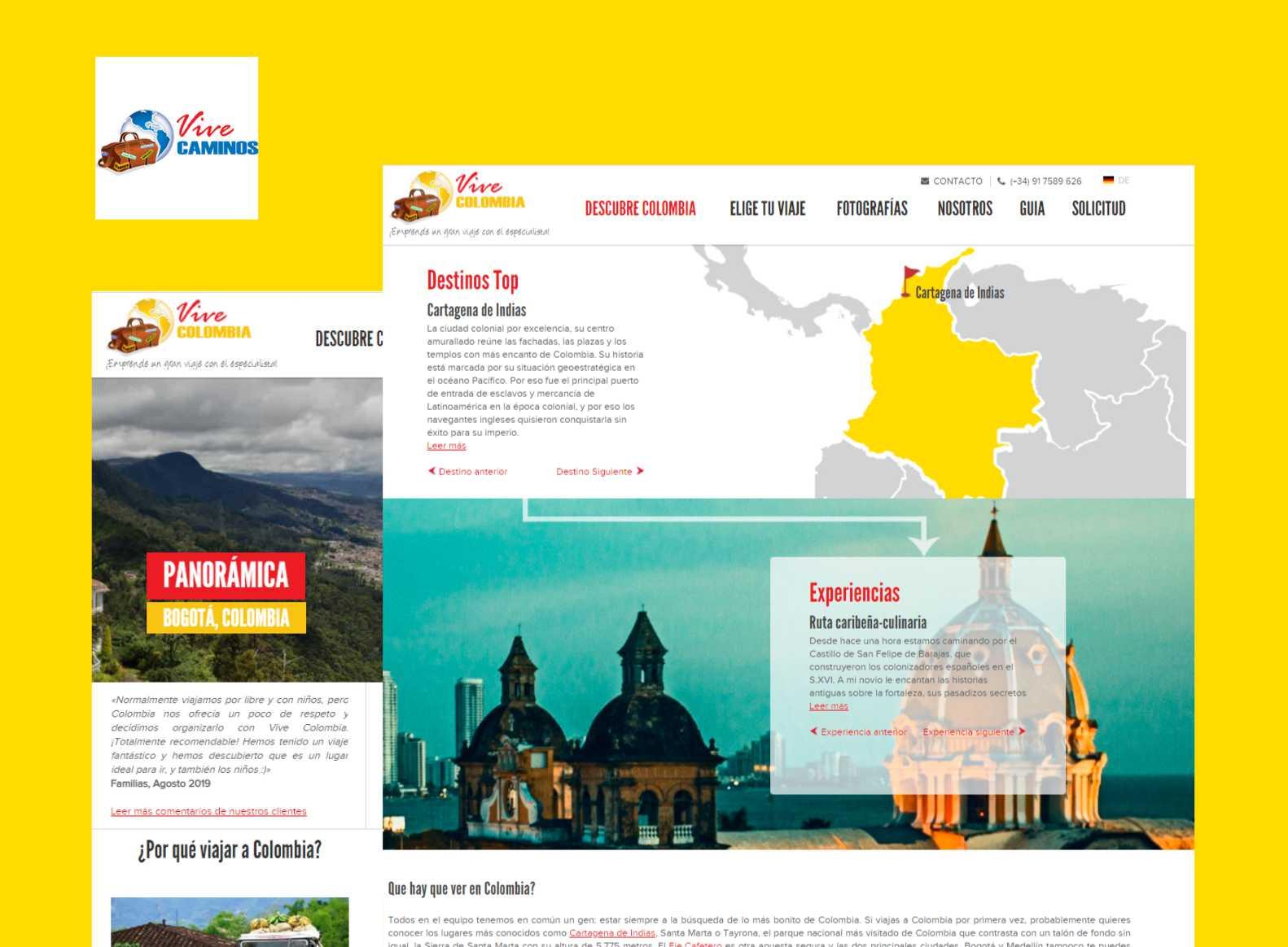 portfolio_ibeetel_vívelo_world_wide_Agencia_de_viajes